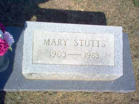 STUTTS  (2), MARY - Cross County, Arkansas | MARY STUTTS  (2) - Arkansas Gravestone Photos
