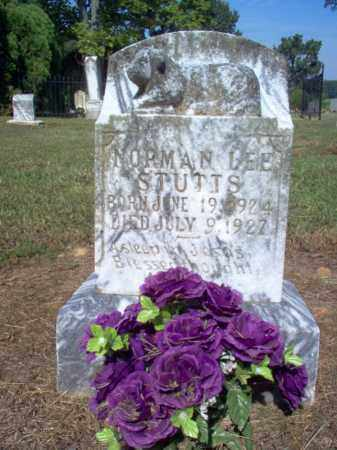 STUTTS, NORMAN LEE - Cross County, Arkansas | NORMAN LEE STUTTS - Arkansas Gravestone Photos