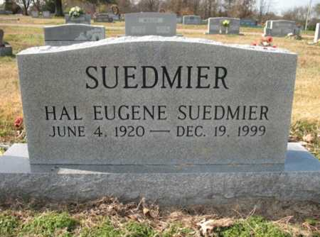 SUEDMIER, HAL EUGENE - Cross County, Arkansas | HAL EUGENE SUEDMIER - Arkansas Gravestone Photos