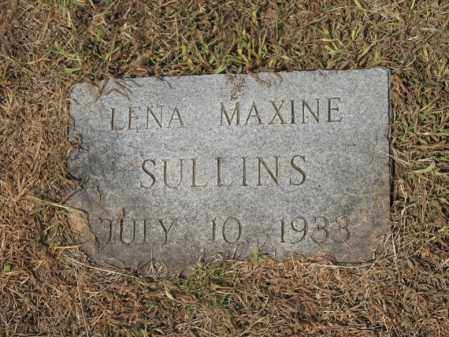 SULLINS, LENA MAXINE - Cross County, Arkansas | LENA MAXINE SULLINS - Arkansas Gravestone Photos
