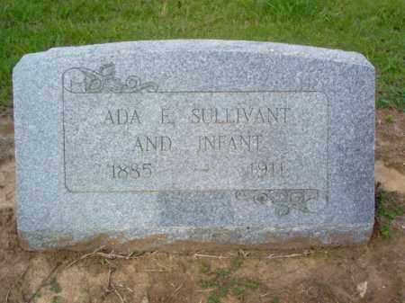 SULLIVANT, INFANT - Cross County, Arkansas | INFANT SULLIVANT - Arkansas Gravestone Photos