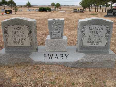 SWABY, JESSIE EILEEN - Cross County, Arkansas | JESSIE EILEEN SWABY - Arkansas Gravestone Photos