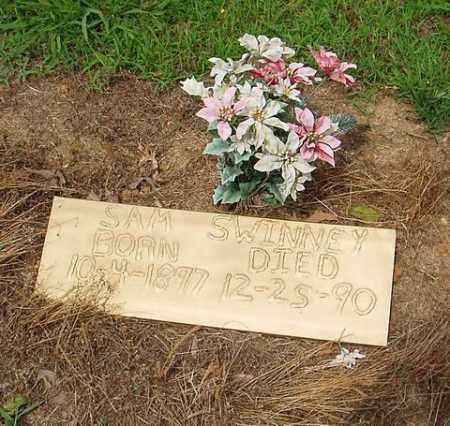 SWINNEY, SAM - Cross County, Arkansas | SAM SWINNEY - Arkansas Gravestone Photos