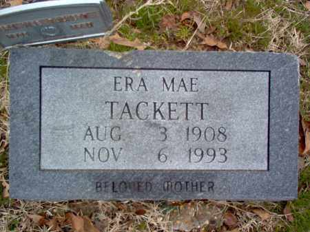 TACKETT, ERA MAE - Cross County, Arkansas | ERA MAE TACKETT - Arkansas Gravestone Photos