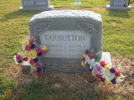 TARBUTTON, LLOYD R - Cross County, Arkansas | LLOYD R TARBUTTON - Arkansas Gravestone Photos