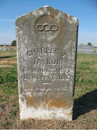TAYLOR, CHARLES J. - Cross County, Arkansas | CHARLES J. TAYLOR - Arkansas Gravestone Photos