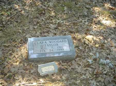 WOODARD TAYLOR, CLARA - Cross County, Arkansas | CLARA WOODARD TAYLOR - Arkansas Gravestone Photos