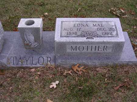 TAYLOR, EDNA MAE - Cross County, Arkansas | EDNA MAE TAYLOR - Arkansas Gravestone Photos