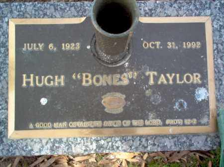 "TAYLOR, HUGH ""BONES"" - Cross County, Arkansas 