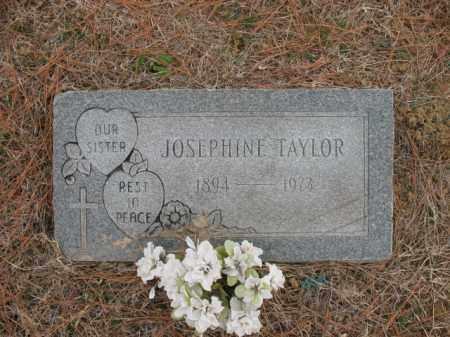 TAYLOR, JOSEPHINE - Cross County, Arkansas | JOSEPHINE TAYLOR - Arkansas Gravestone Photos