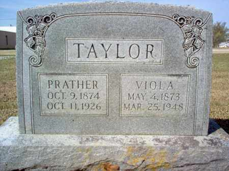 TAYLOR, VIOLA - Cross County, Arkansas | VIOLA TAYLOR - Arkansas Gravestone Photos