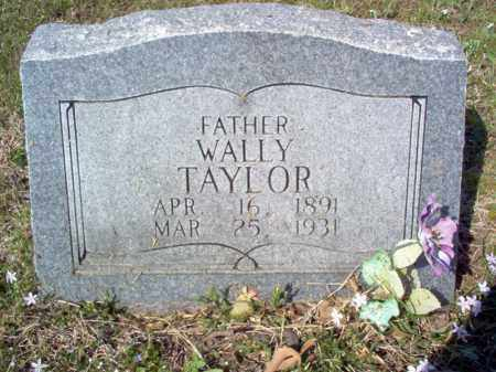 TAYLOR, WALLY - Cross County, Arkansas | WALLY TAYLOR - Arkansas Gravestone Photos