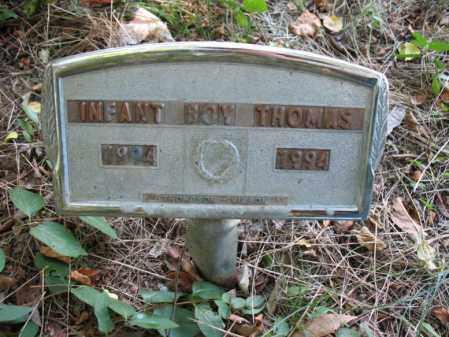 THOMAS, INFANT BOY - Cross County, Arkansas | INFANT BOY THOMAS - Arkansas Gravestone Photos