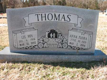 THOMAS, LEE ROY - Cross County, Arkansas | LEE ROY THOMAS - Arkansas Gravestone Photos