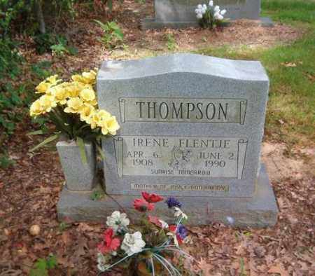 THOMPSON, IRENE - Cross County, Arkansas | IRENE THOMPSON - Arkansas Gravestone Photos