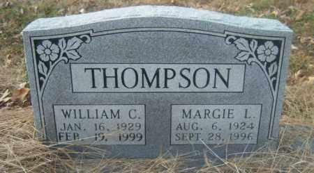 THOMPSON, WILLIAM C - Cross County, Arkansas | WILLIAM C THOMPSON - Arkansas Gravestone Photos