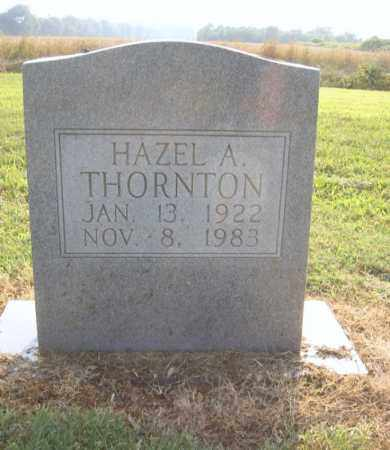 THORNTON, HAZEL A - Cross County, Arkansas | HAZEL A THORNTON - Arkansas Gravestone Photos