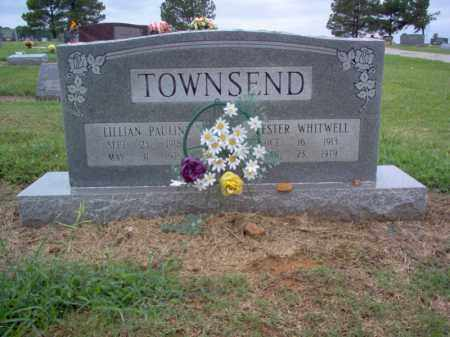 TOWNSEND, LILLIAN PAULINE - Cross County, Arkansas | LILLIAN PAULINE TOWNSEND - Arkansas Gravestone Photos