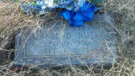 "TOWNSEND, TOMMY LEE ""NUTE"" - Cross County, Arkansas 