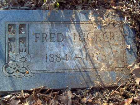 TUCKER, FRED - Cross County, Arkansas | FRED TUCKER - Arkansas Gravestone Photos