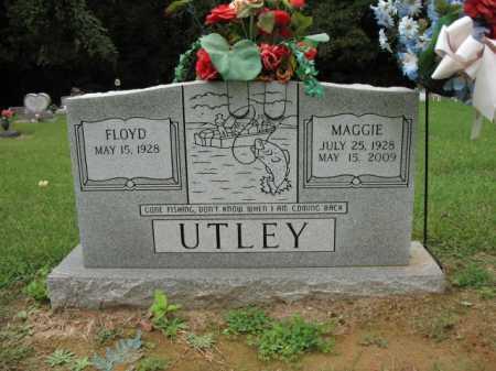 UTLEY, MARY MAGGIE - Cross County, Arkansas | MARY MAGGIE UTLEY - Arkansas Gravestone Photos