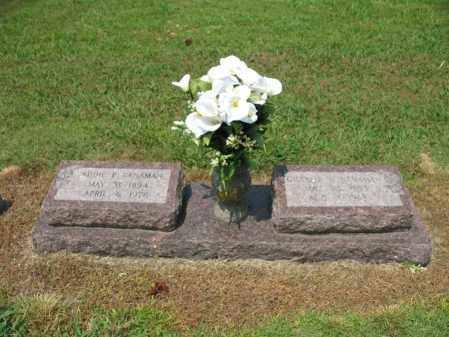 VANAMAN, ADDIE P - Cross County, Arkansas | ADDIE P VANAMAN - Arkansas Gravestone Photos