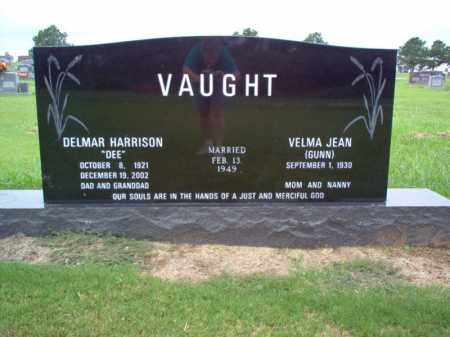 "VAUGHT, DELMAR HARRISON ""DEE"" - Cross County, Arkansas 