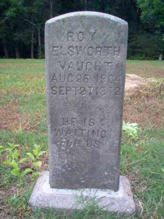 VAUGHT, ROY ELSWORTH - Cross County, Arkansas | ROY ELSWORTH VAUGHT - Arkansas Gravestone Photos
