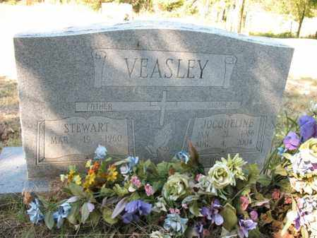 VEASLEY, JOCQUELINE - Cross County, Arkansas | JOCQUELINE VEASLEY - Arkansas Gravestone Photos