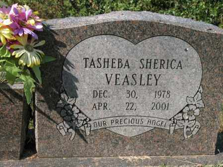 VEASLEY, TASHEBA SHERICA - Cross County, Arkansas | TASHEBA SHERICA VEASLEY - Arkansas Gravestone Photos
