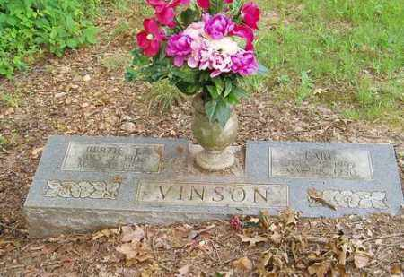 VINSON, BERTIE L. - Cross County, Arkansas | BERTIE L. VINSON - Arkansas Gravestone Photos