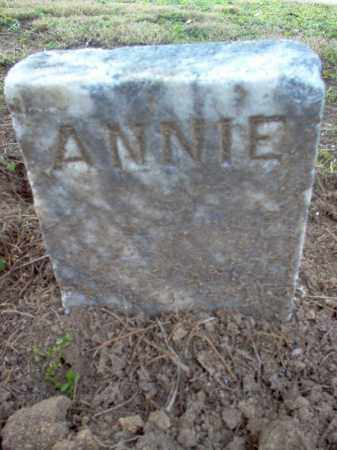 WALKER, ANNIE - Cross County, Arkansas | ANNIE WALKER - Arkansas Gravestone Photos