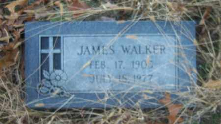 WALKER, JAMES - Cross County, Arkansas | JAMES WALKER - Arkansas Gravestone Photos