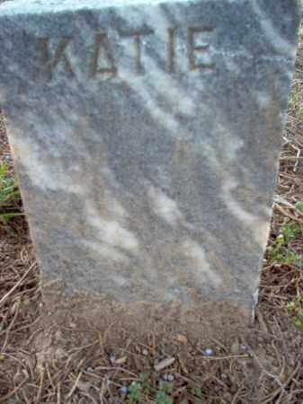 WALKER, KATIE - Cross County, Arkansas | KATIE WALKER - Arkansas Gravestone Photos