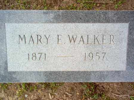 WALKER, MARY E - Cross County, Arkansas | MARY E WALKER - Arkansas Gravestone Photos