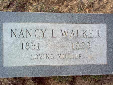 WALKER, NANCY L - Cross County, Arkansas | NANCY L WALKER - Arkansas Gravestone Photos