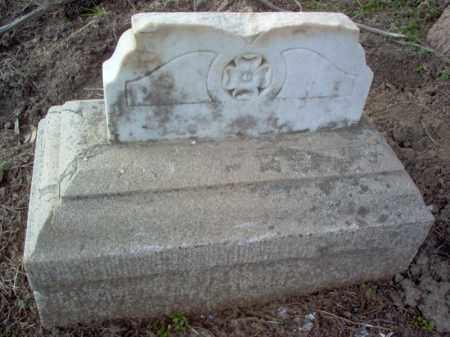 WALKER, UNKNOWN - Cross County, Arkansas | UNKNOWN WALKER - Arkansas Gravestone Photos