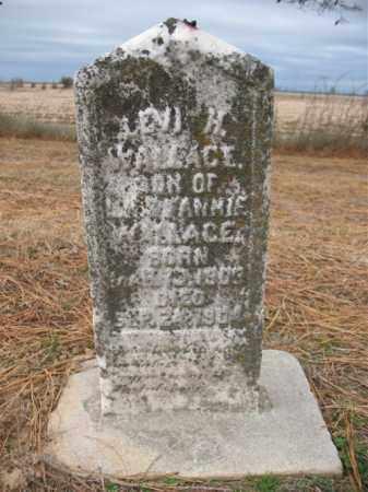 WALLACE, LEVI H - Cross County, Arkansas | LEVI H WALLACE - Arkansas Gravestone Photos
