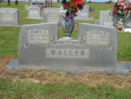 WALLER, LETITIA B - Cross County, Arkansas | LETITIA B WALLER - Arkansas Gravestone Photos