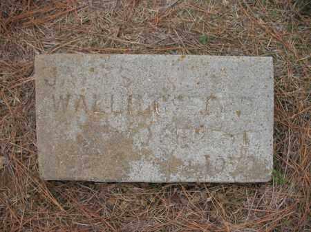 WALLINGSFORD, JAMES - Cross County, Arkansas   JAMES WALLINGSFORD - Arkansas Gravestone Photos