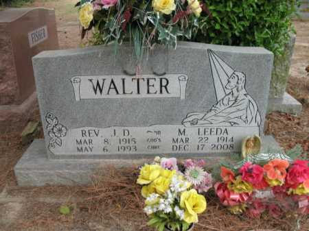 "ATTERBERRY WALTER, MINNIE LEEDA ""GRANNY"" - Cross County, Arkansas 