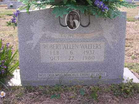 WALTERS, ROBERT ALLEN - Cross County, Arkansas | ROBERT ALLEN WALTERS - Arkansas Gravestone Photos