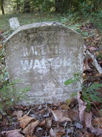 WALTON, MELVIN - Cross County, Arkansas | MELVIN WALTON - Arkansas Gravestone Photos