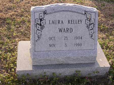 WARD, LAURA KELLEY - Cross County, Arkansas | LAURA KELLEY WARD - Arkansas Gravestone Photos
