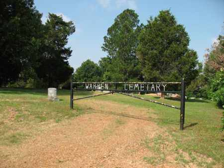 *WARREN CEMETERY,  - Cross County, Arkansas |  *WARREN CEMETERY - Arkansas Gravestone Photos