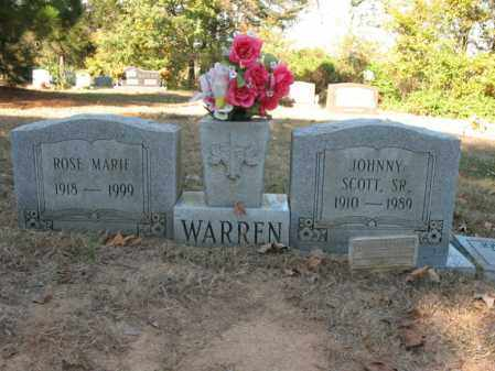 WARREN, ROSE MARIE - Cross County, Arkansas | ROSE MARIE WARREN - Arkansas Gravestone Photos