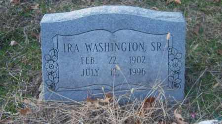 WASHINGTON, SR, IRA - Cross County, Arkansas | IRA WASHINGTON, SR - Arkansas Gravestone Photos