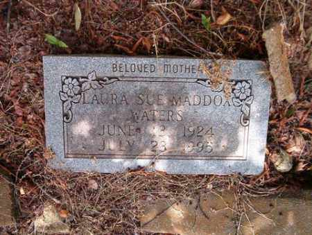 WATERS, LAURA SUE - Cross County, Arkansas | LAURA SUE WATERS - Arkansas Gravestone Photos