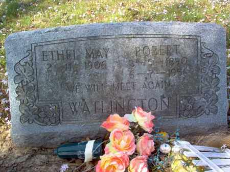 WATLINGTON, ETHEL MAY - Cross County, Arkansas | ETHEL MAY WATLINGTON - Arkansas Gravestone Photos