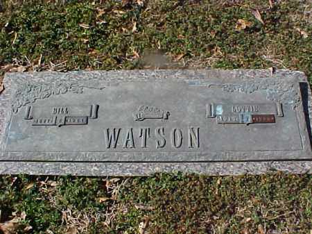 WATSON, BILL - Cross County, Arkansas | BILL WATSON - Arkansas Gravestone Photos